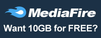 Check out MediaFire to get up to 50GB of free online space