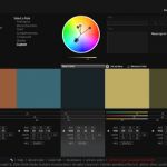 Color tools for web design