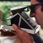 Polaroid SX-70 ad