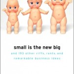 Seth Godin on the value of the very small business