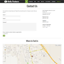 Bella Partners - Contact and Directions