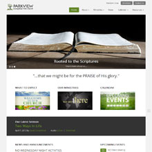 Parkview Evangelical Free Church - Home