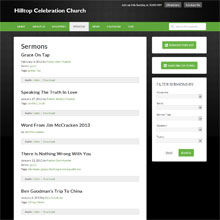 Hilltop Celebration Church - Sermons